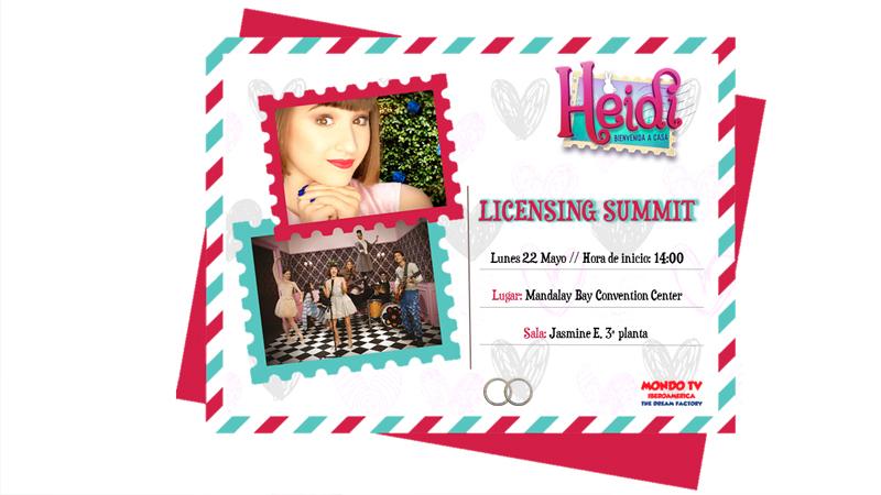Heidi Licensing Summit Las Vegas