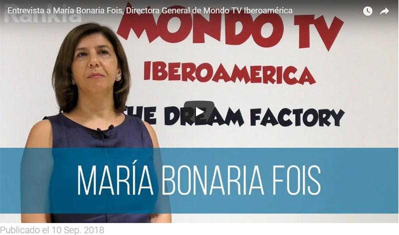 Mondo TV Iberoamerica en el portal rankia
